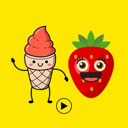 Fancy Food Animated Emojis