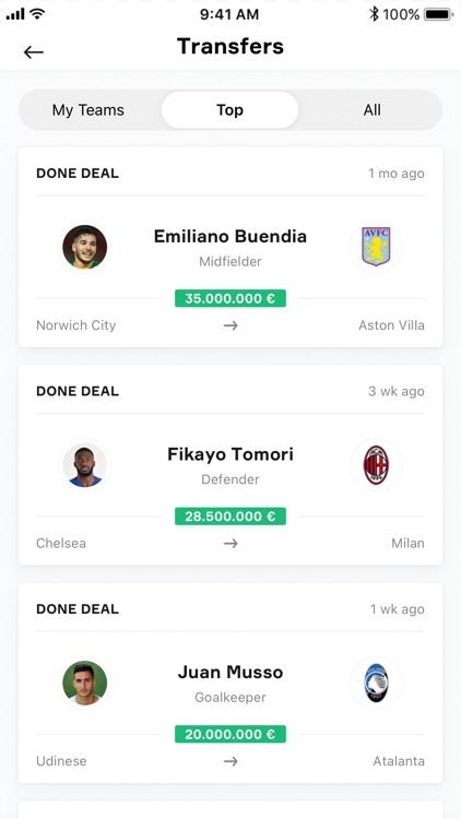 OneFootball - Soccer News screenshot-4