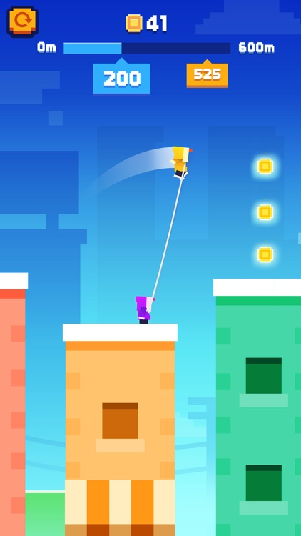 Bouncy Ropes screenshot-0
