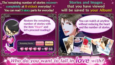 Forbidden Love otome games for windows pc