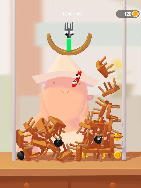 Fork N Sausageのおすすめ画像6