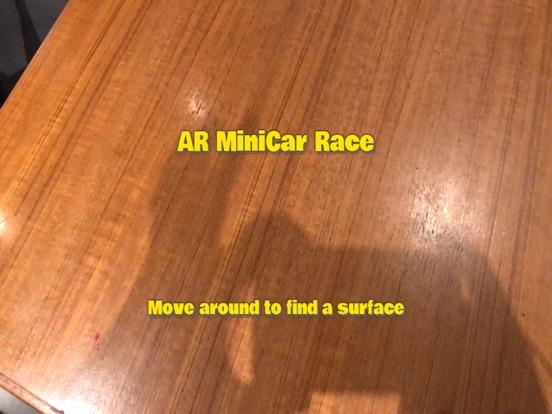 AR Minicar Race screenshot 4