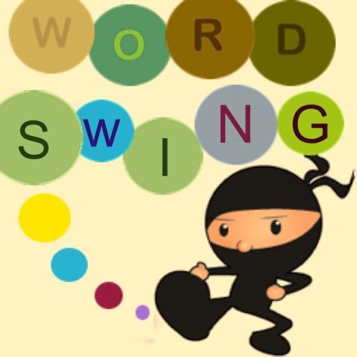 Word Swing : Slice and Create