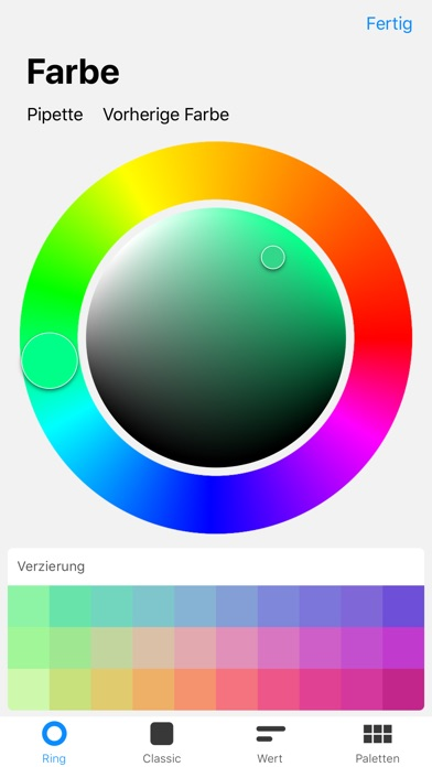 Screenshot for Procreate Pocket in Germany App Store