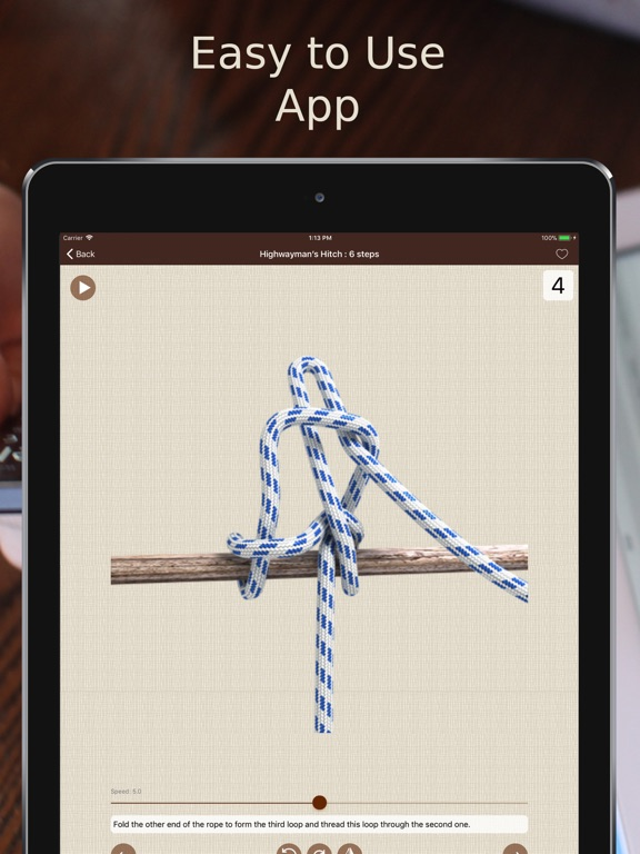 Animated 3D Knots Screenshots