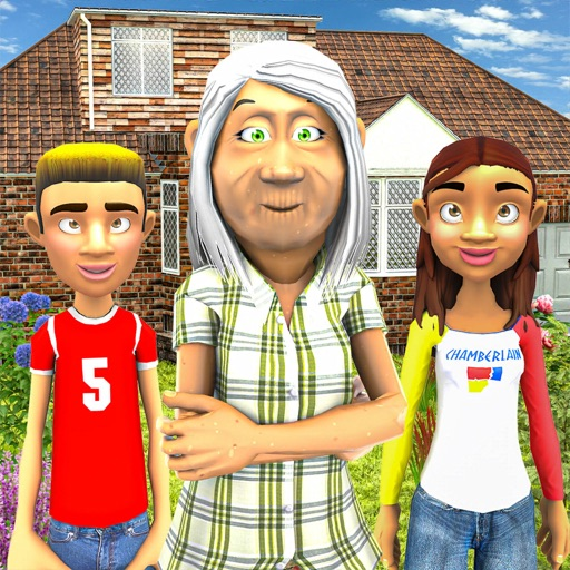 Granny Mother Family simulator Icon