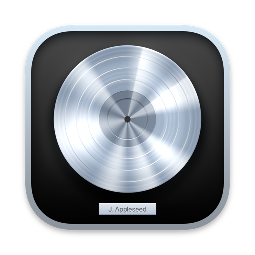 音乐制作软件 Logic Pro X