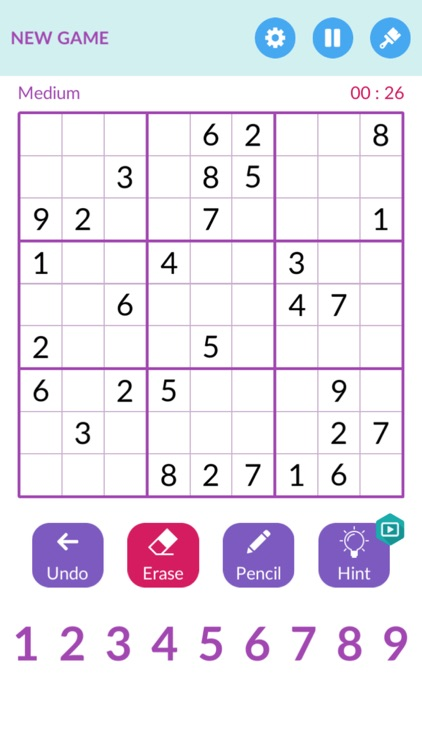 Sudoku ` screenshot-5
