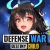 ディフェンス・ウォー:デスティニーチャイルドPVPゲームのアイコン