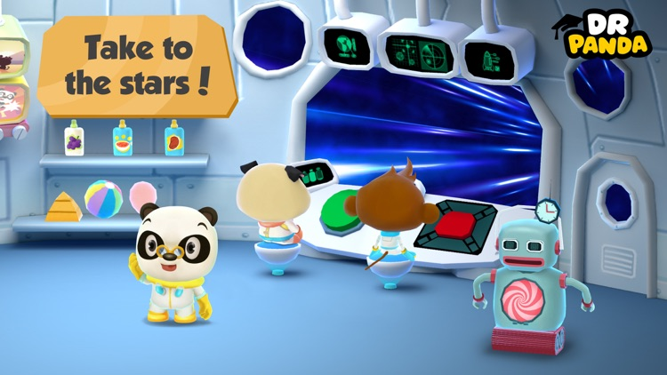 Dr. Panda Space screenshot-1