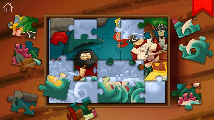 StoryToys Pirate Princess screenshot-3