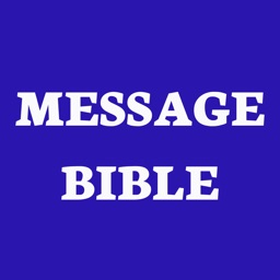 Holy Bible Message Bible (MSG)