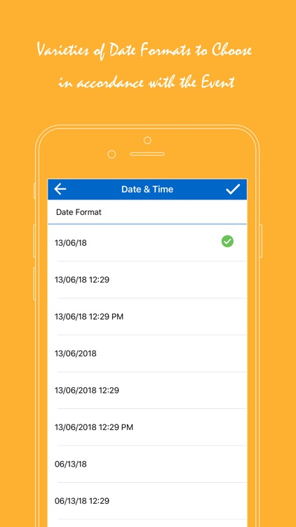 Date, Timestamp & Text Camera screenshot-8