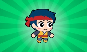 Super Ninja Boy Run Premium