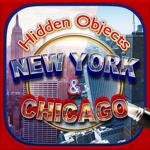 Hidden Object New York Chicago