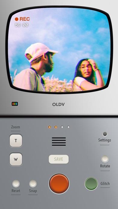 OLDV - Retro Video with BGMs Screenshot 2