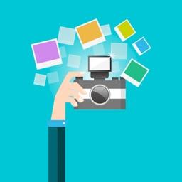 الكتابه على الصور والفيديو