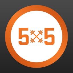 5x5 Workout - Zen Labs
