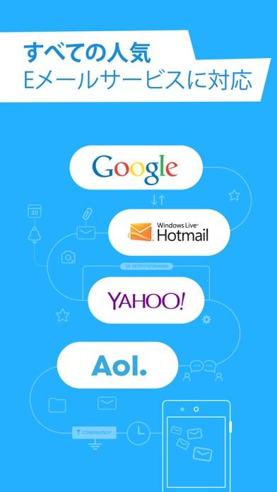 電子メールアプリケーション by mail ru iphoneアプリ applion