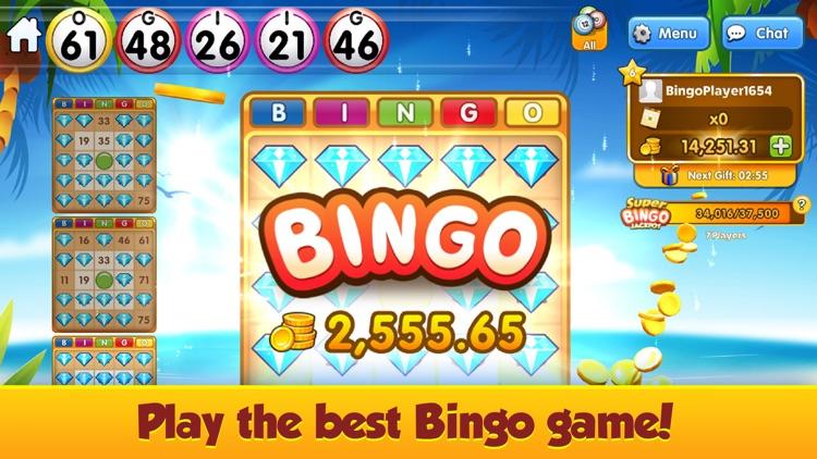GamePoint Bingo screenshot-0