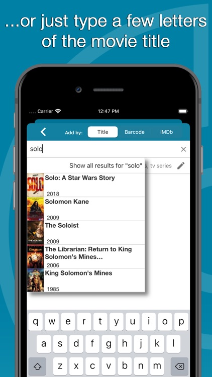 CLZ Movies - Movie Database screenshot-3
