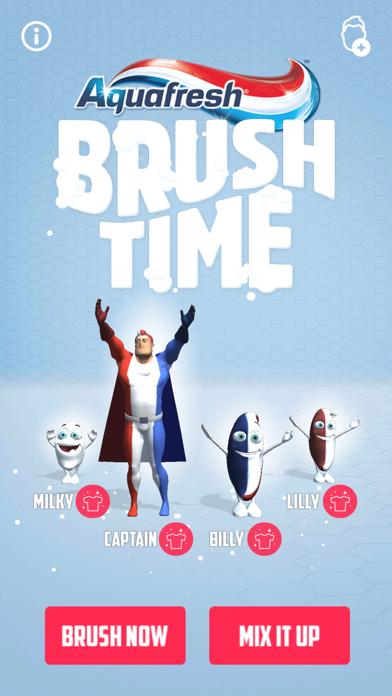 Aquafresh Brush Time screenshot one