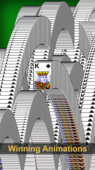 FreeCell Solitaire Pro ▻ screenshot1