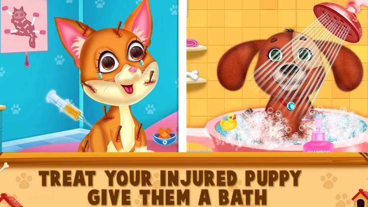 My Pet House Story - Day Care screenshot-5