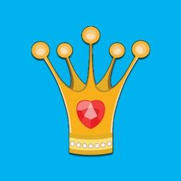 Cute Crown - stickers & emoji