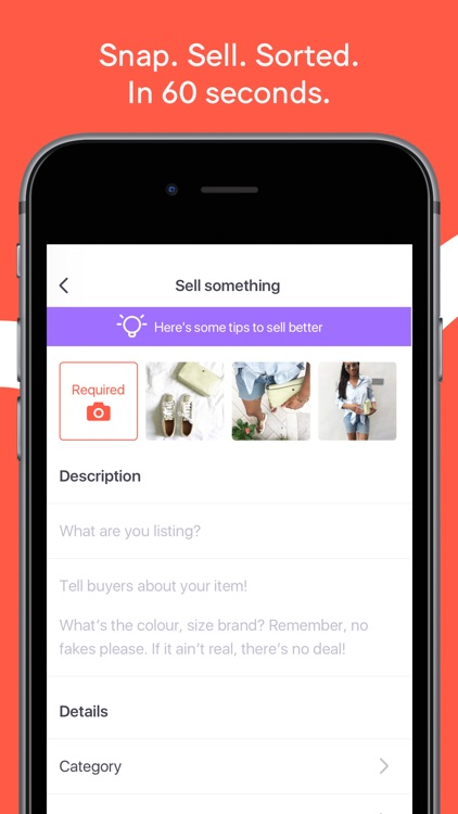 Mercari: Easy, Fast, Fun