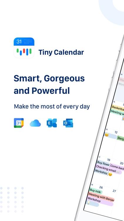 Tiny Calendar Pro screenshot-0