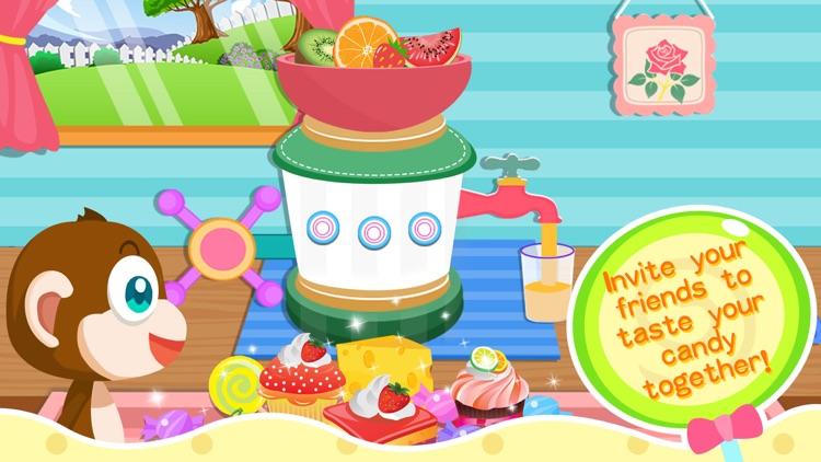 Sweet Candy Maker - Uncle Bear screenshot-4