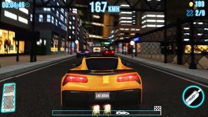 Ultimate City Car Racer screenshot three