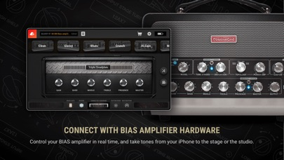 BIAS AMP 2 for iPhone Скриншоты8