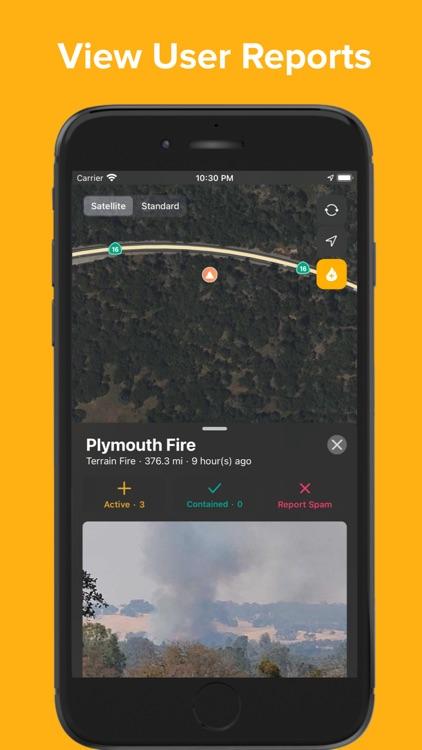 Firesource - Live Wildfires screenshot-5