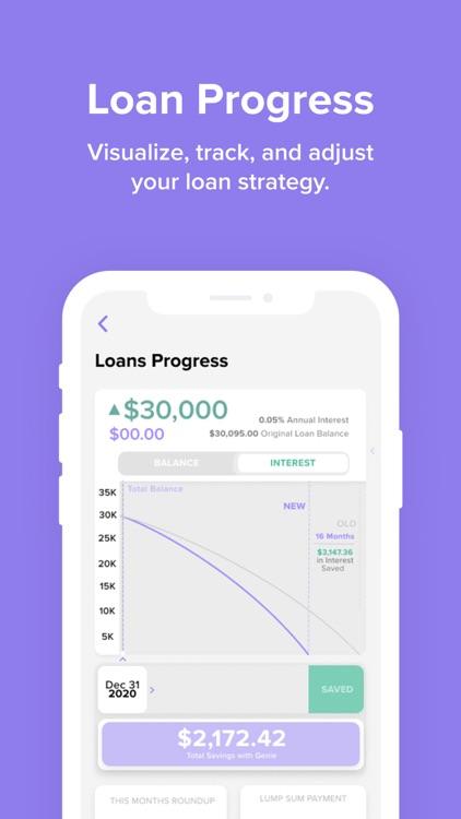 Genie - Ditch the Debt screenshot-3
