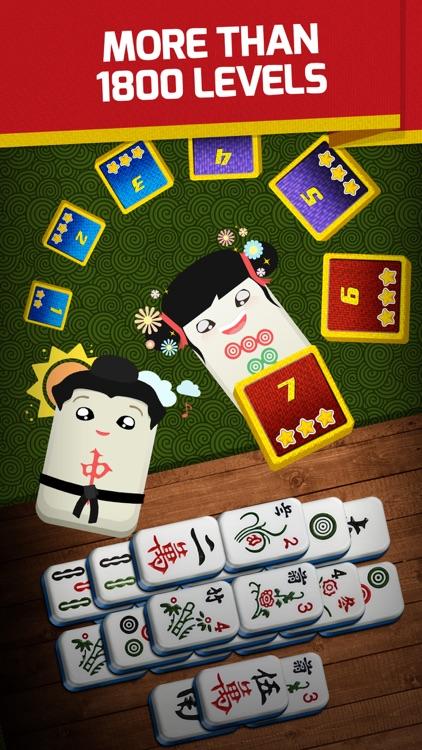 Mahjong Solitaire Puzzle Games screenshot-0