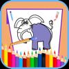 Hasan Nagaria - Animal Coloring Book Games artwork