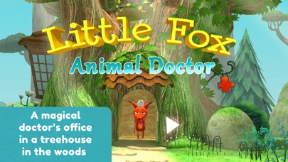 Screenshot for Little Fox Animal Doctor in United States App Store