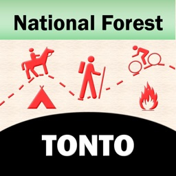 Tonto National Forest – GPS