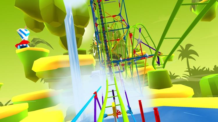 K'NEX Ride It! - VR screenshot-4