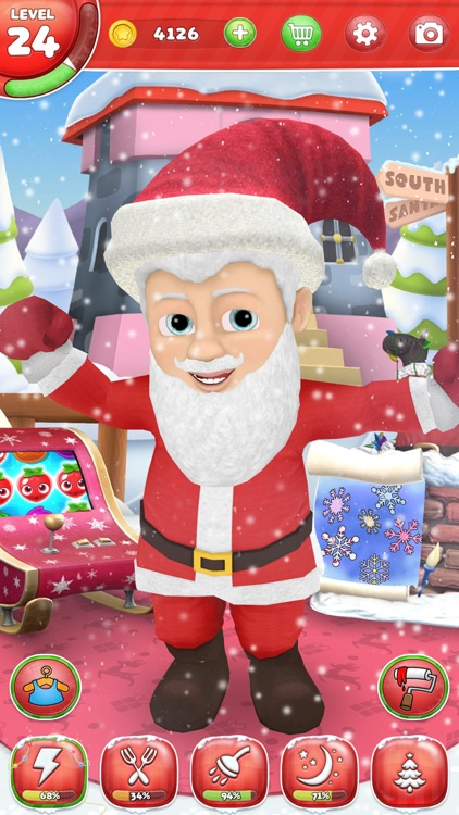My Santa Claus Games screenshot-0
