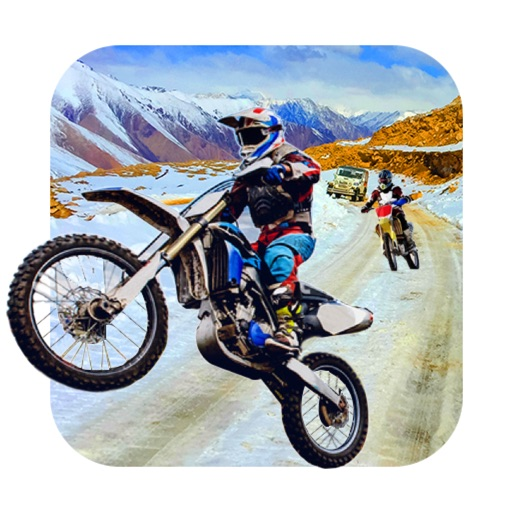 Fast Moto Up Hill Lv Icon