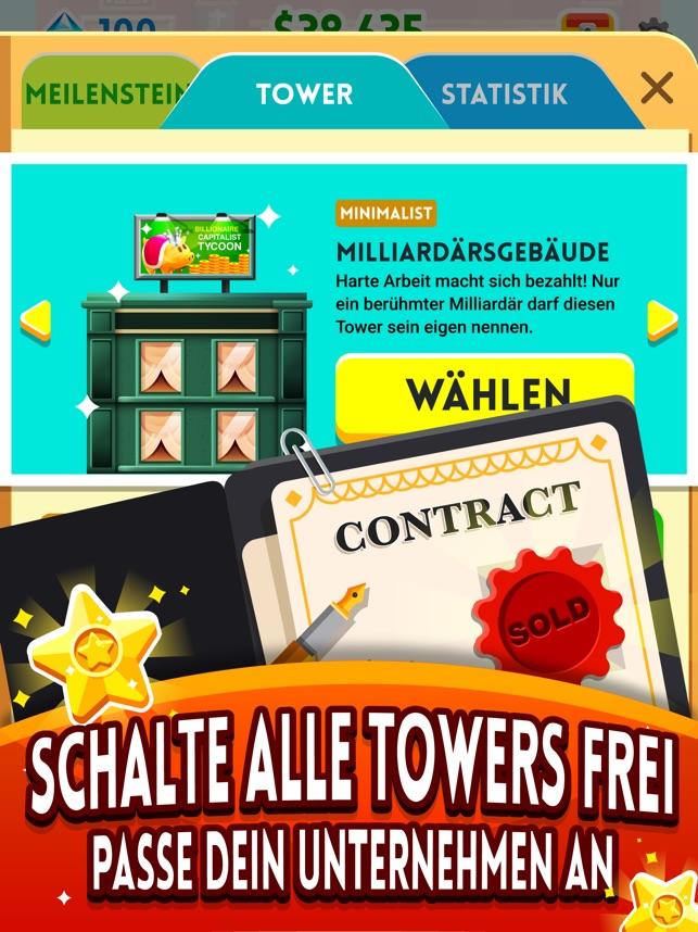Cash, Inc. Ruhm & Glück Spiel im App Store
