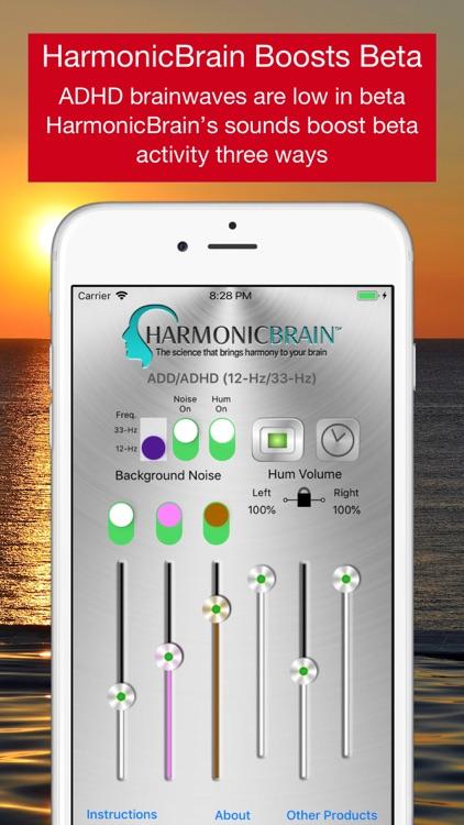 HarmonicBrain ADD/ADHD
