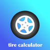 Satoshi Mori - TireCalculator オフセット&メーター誤差計算 アートワーク