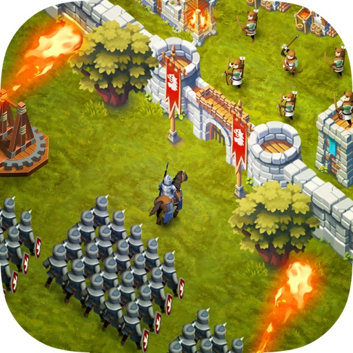 Lords & Castles - Epic Empires iOS App