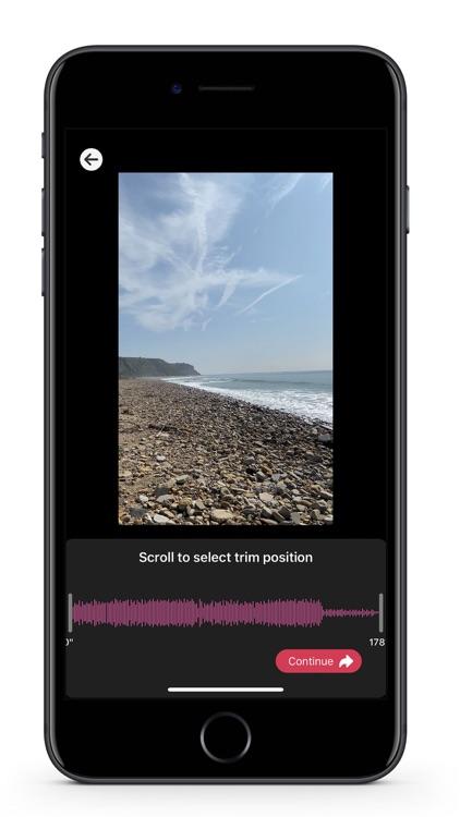 Slingshot Video Filter screenshot-3