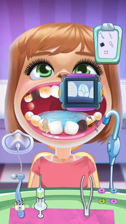 My Baby Dentist - Dentist Game screenshot-5