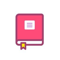 日記note - かわいいパスワード日記帳アプリ